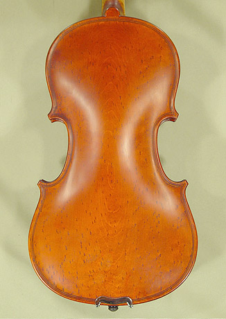 3/4 WORKSHOP 'GEMS 1' Bird's Eye Maple One Piece Back Violin on sale