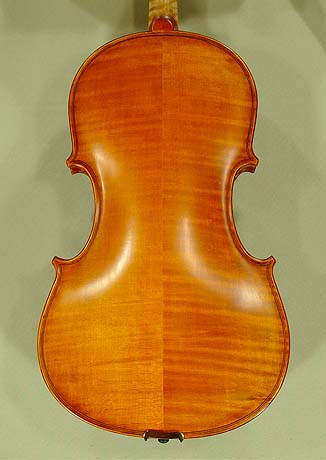 Antiqued 4/4 WORKSHOP 'GEMS 1' One Piece Back Violin