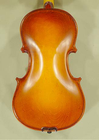 Antiqued 3/4 School 'GENIAL 1-Oil Special' Bird's Eye Maple One Piece Back Violin on sale