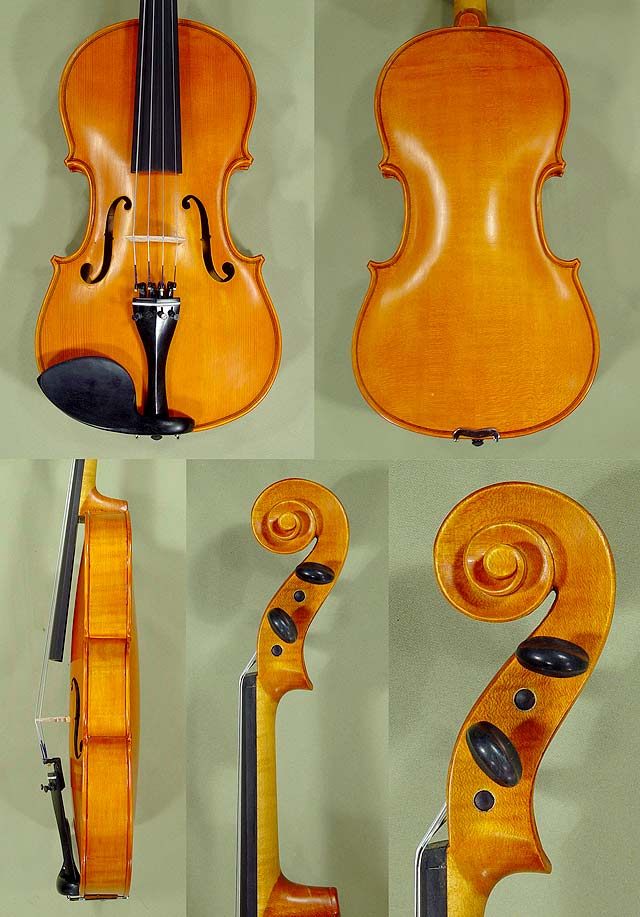 """Antiqued 15.5"""" School 'GENIAL 1-Oil' Viola"""
