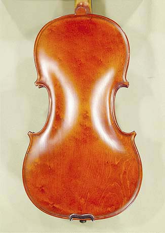 4/4 WORKSHOP 'GEMS 1' Bird's Eye Maple One Piece Back Violin