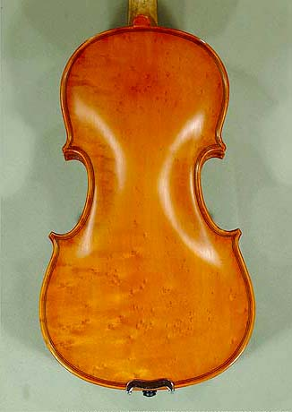 Antiqued 3/4 WORKSHOP 'GEMS 1' Bird's Eye Maple One Piece Back Violin on sale