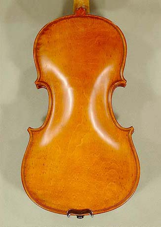 Antiqued 3/4 WORKSHOP \'GEMS 1\' Bird\'s Eye Maple One Piece Back Violin on sale