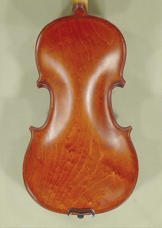 1/2 ADVANCED Student 'GEMS 2' Bird's Eye Maple One Piece Back Violin on sale