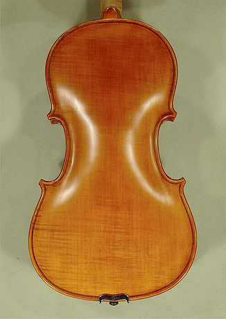 "Antiqued 15.5"" ADVANCED Student \'GEMS 2\' One Piece Back Viola"
