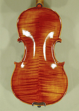 Shiny Antiqued 1/2 PROFESSIONAL 'GAMA Super' Violin on sale
