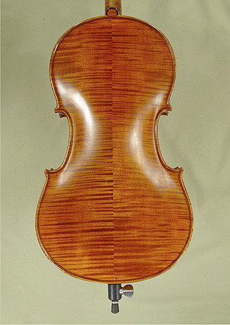 Antiqued 1/8 PROFESSIONAL \'GAMA Super\' Cello on sale