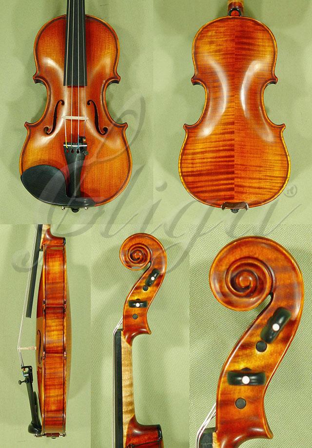 Antiqued 1/8 PROFESSIONAL 'GAMA Super' Violin