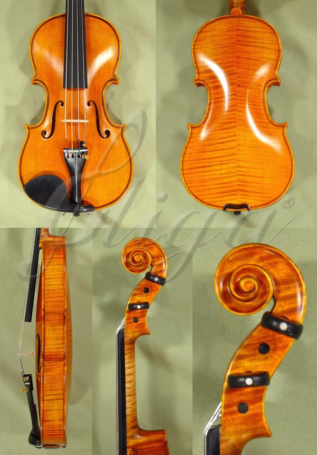 """Antiqued 12"""" PROFESSIONAL 'GAMA' Viola"""