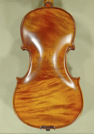 4/4 MAESTRO VASILE GLIGA Wild Maple One Piece Back Violin on sale