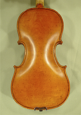 Antiqued 7/8 WORKSHOP \'GEMS 1\' Bird\'s Eye Maple One Piece Back Violin  on sale