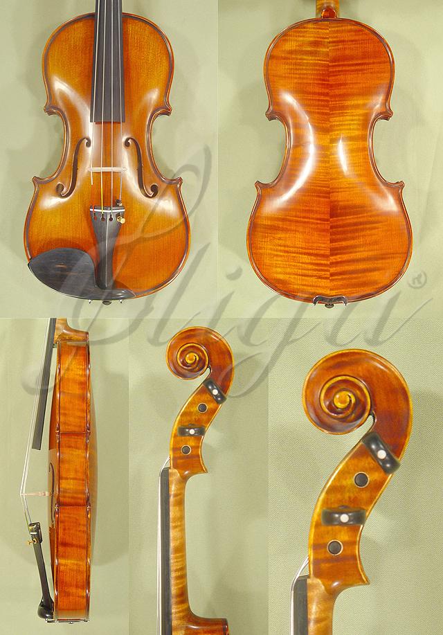 """Antiqued 14"""" PROFESSIONAL 'GAMA' Viola"""