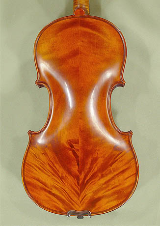 4/4 PROFESSIONAL \'GAMA Super\' Wild Maple Violin  on sale