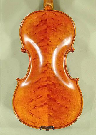 4/4 PROFESSIONAL 'GAMA' Bird's Eye Maple Violin on sale