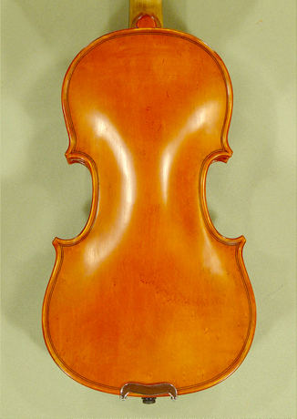 Antiqued 1/4 WORKSHOP 'GEMS 1' Bird's Eye Maple One Piece Back Violin on sale