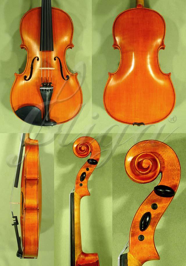 """Antiqued 17"""" School 'GENIAL 1-Oil' Viola"""