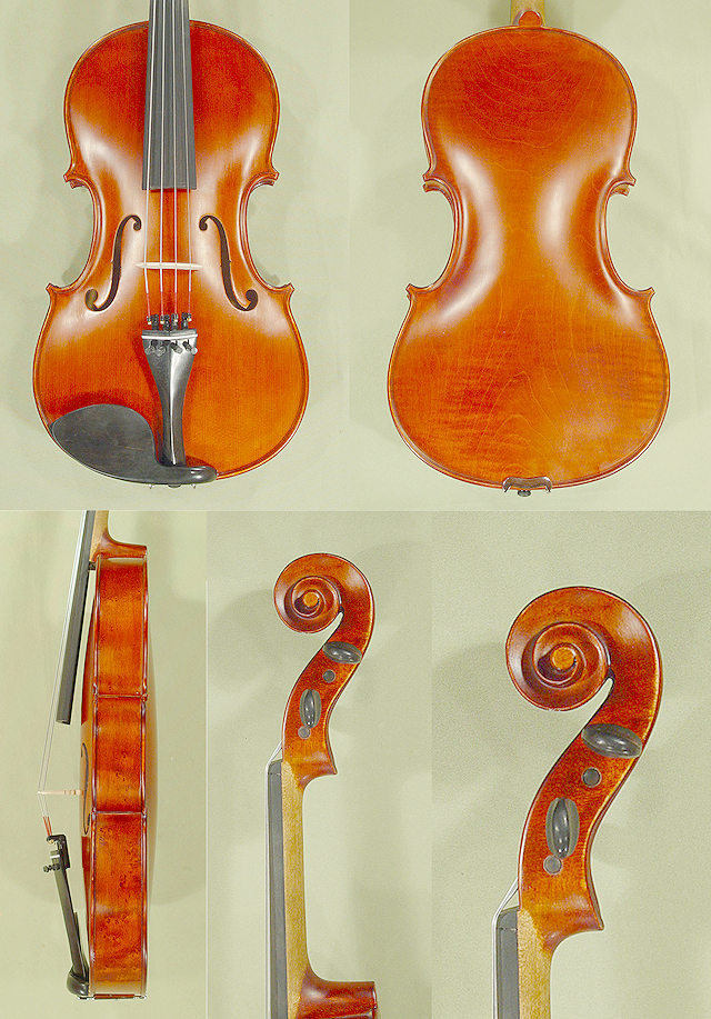 "16.5"" ADVANCED Student 'GEMS 2' One Piece Back Viola"