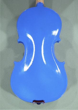 1/4 School 'GENIAL 1-Oil' Blue Violin on sale