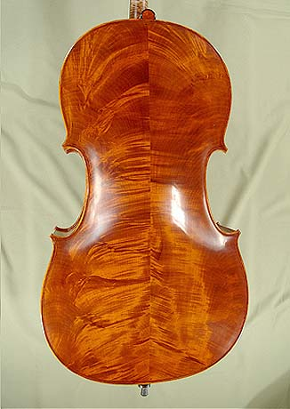 4/4 MAESTRO VASILE GLIGA Wild Maple Cello on sale