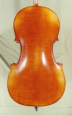 Antiqued Spirit Varnish 4/4 WORKSHOP 'GEMS 1' Cello on sale