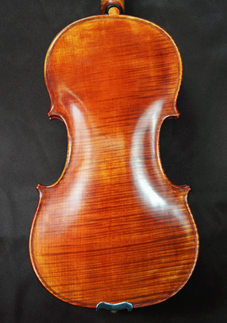 Feel-The-Grain Spirit Varnish Antiqued 4/4 CERUTI MAESTRO One Piece Back Violin \'Antonio Ceruti on sale
