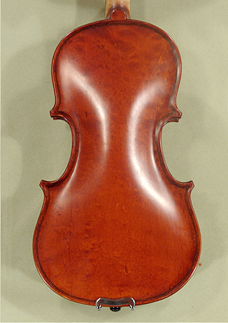 1/8 ADVANCED Student \'GEMS 2\' Bird\'s Eye Maple One Piece Back Violin on sale