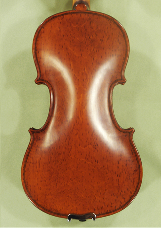 1/2 WORKSHOP \'GEMS 1\' Bird\'s Eye Maple One Piece Back Violin  on sale