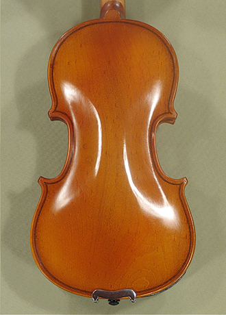 1/4 School \'GENIAL 2-Nitro Special\' Bird\'s Eye Maple One Piece Back Violin on sale