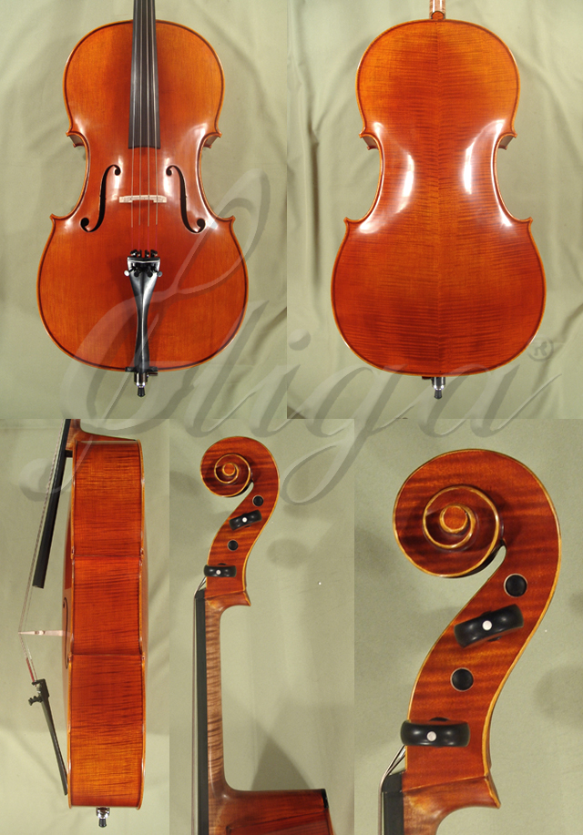 4/4 PROFESSIONAL 'GAMA Super' Left Handed Cello