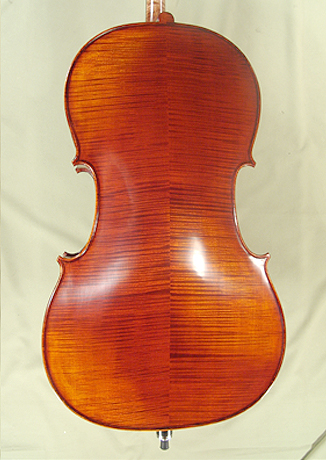 Antiqued 3/4 PROFESSIONAL 'GAMA' Cello on sale