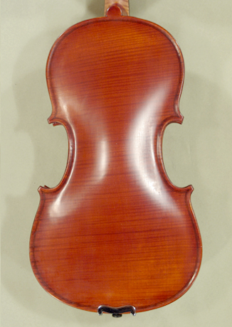 Antiqued 3/4 WORKSHOP 'GEMS 1' One Piece Back Violin on sale