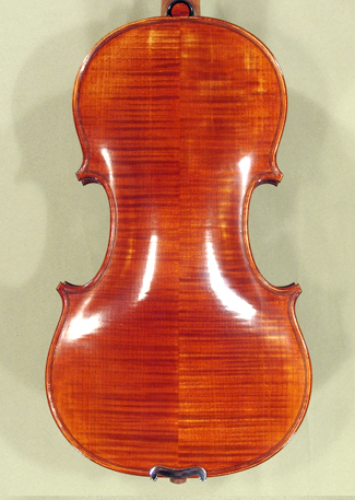 Antiqued Spirit Varnish 4/4 CERUTI MAESTRO Violin - 'Feel the Grain!' on sale