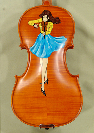 4/4 WORKSHOP 'GEMS 1' Violin Player Violin on sale