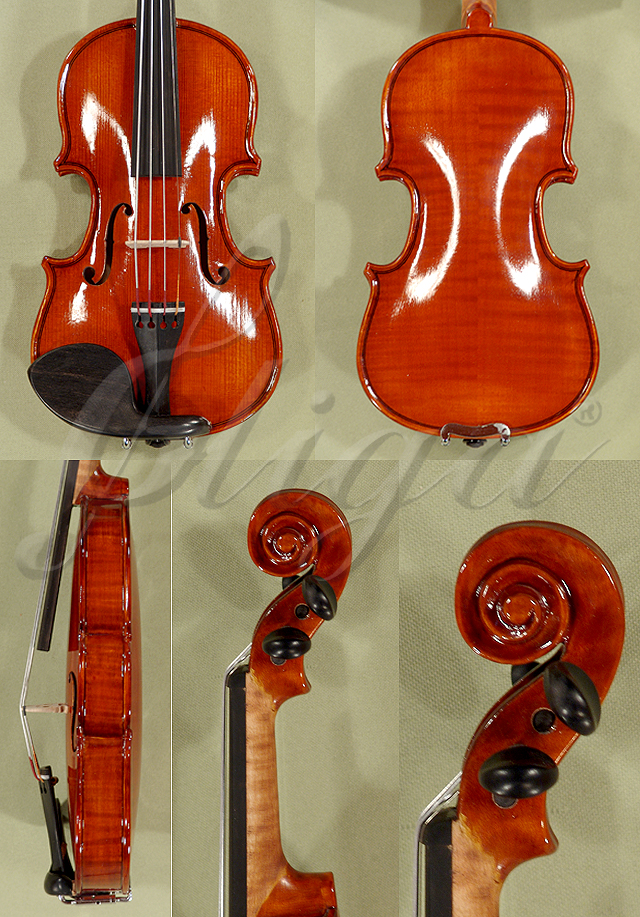 Shiny Antiqued 1/32 ADVANCED Student 'GEMS 2' Violin