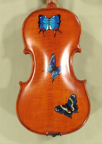 4/4 WORKSHOP 'GEMS 1' Butterflies Violin on sale