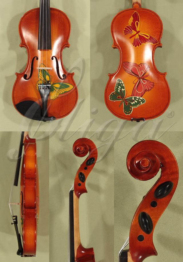 4/4 WORKSHOP 'GEMS 1' Butterflies Violin