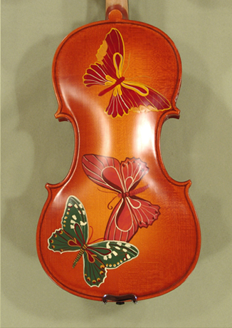 4/4 WORKSHOP \'GEMS 1\' Butterflies Violin  on sale