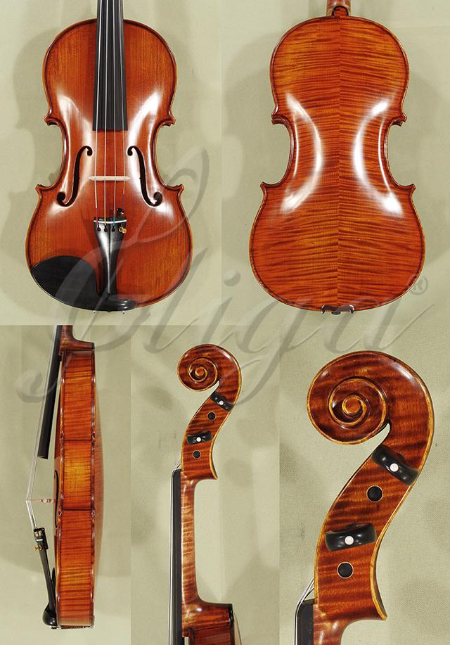 """Antiqued 15.5"""" MAESTRO GLIGA Viola"""