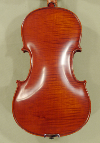 Antiqued 4/4 MAESTRO GLIGA One Piece Back Violin Guarneri Model on sale