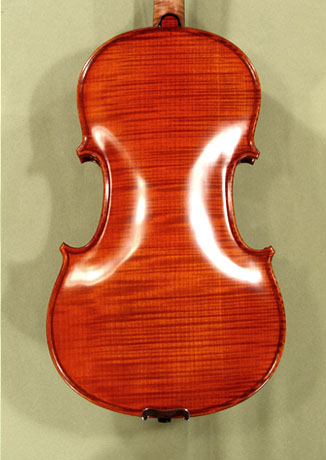 4/4 MAESTRO VASILE GLIGA One Piece Back Violin Guarneri Model on sale