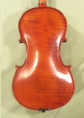 4/4 PROFESSIONAL \'GAMA Super\' One Piece Back Violin Guarneri Model on sale