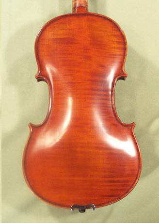 4/4 PROFESSIONAL \'GAMA Super\' One Piece Back Violin Guarneri Model on sale