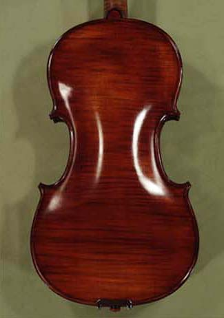 Antiqued Spirit Varnish 4/4 CERUTI MAESTRO One Piece Back Violin  on sale
