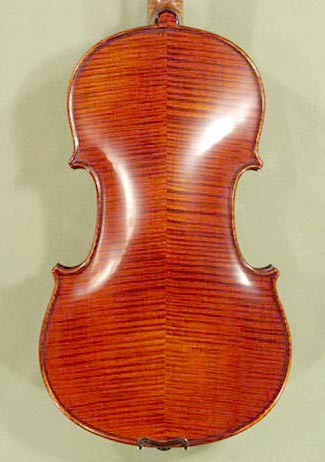 4/4 MAESTRO VASILE GLIGA Left Handed Violin Guarneri Model