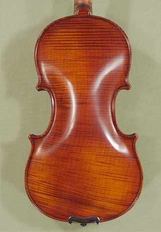 Antiqued 1/4 PROFESSIONAL 'GAMA' One Piece Back Violin  on sale