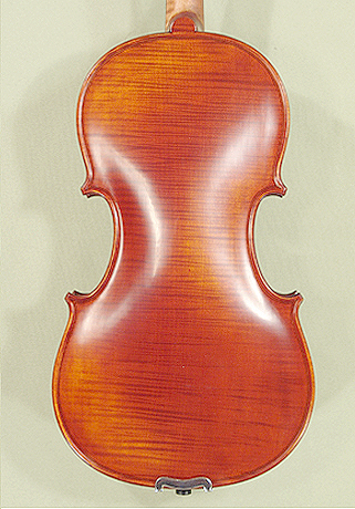 Antiqued 7/8 PROFESSIONAL \'GAMA Super\' One Piece Back Violin on sale