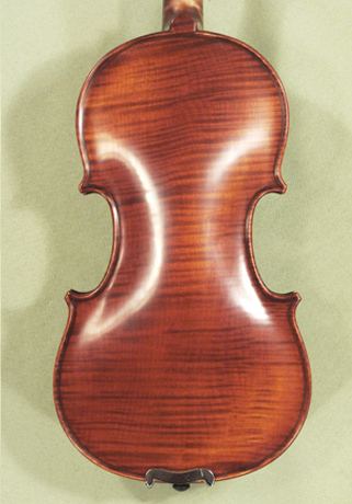 Antiqued 1/4 PROFESSIONAL 'GAMA Super' One Piece Back Violin on sale