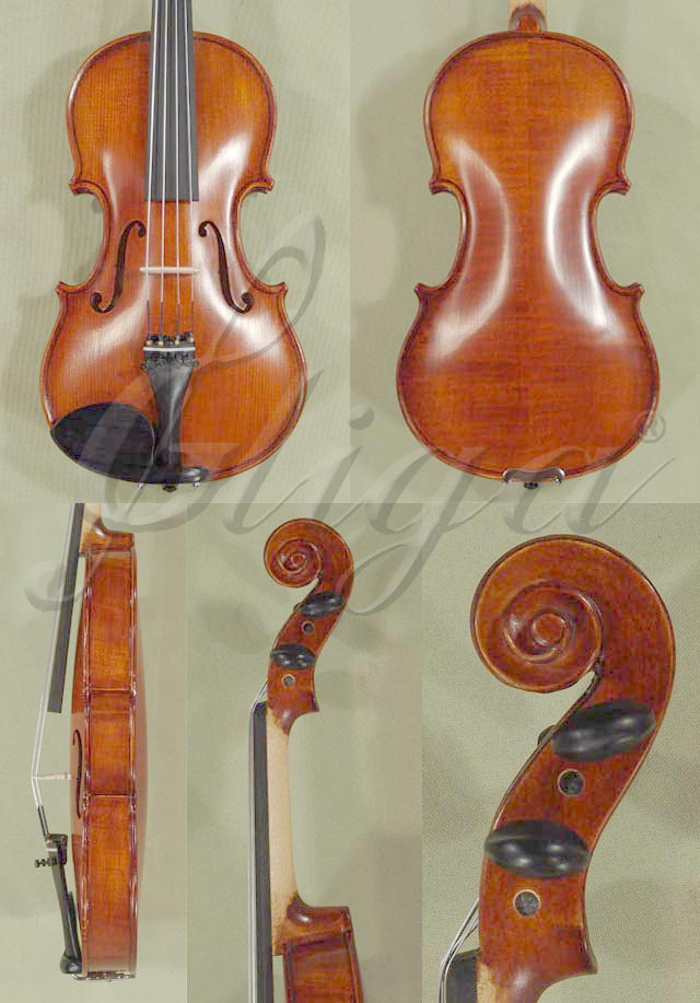 "Antiqued 12"" School 'GENIAL 1-Oil' Viola"