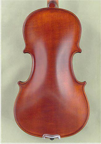 Antiqued 1/8 School \'GENIAL 1-Oil\' One Piece Back Violin on sale