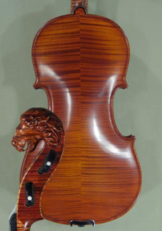 4/4 MAESTRO VASILE GLIGA Lion Scroll 'Lion' Scroll Violin on sale